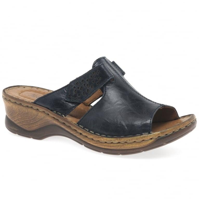 Josef Seibel Catalonia 32 Womens Rip Tape Fastening Sandals