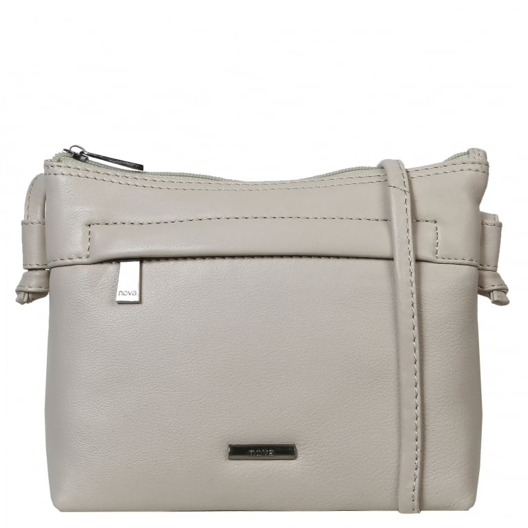 Nova Leathers Edie Womens Messenger Handbag