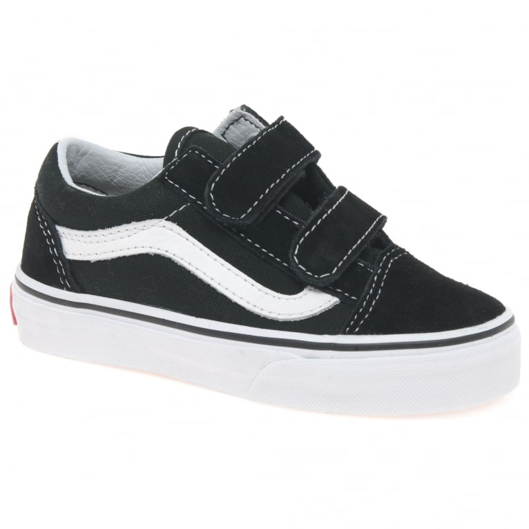 Vans Old Skool V Boys Youth Trainers