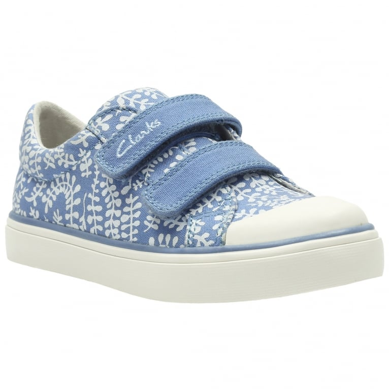 clarks brill infant canvas shoes charles clinkard