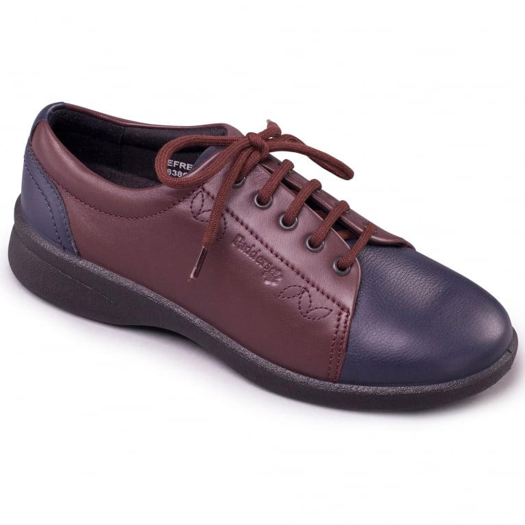 Padders Refresh 2 Womens Casual Lace Up Shoes