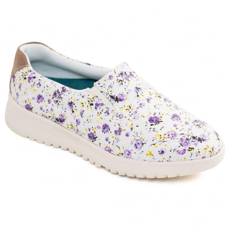 Padders Regrow Womens Casual Slip On Shoes