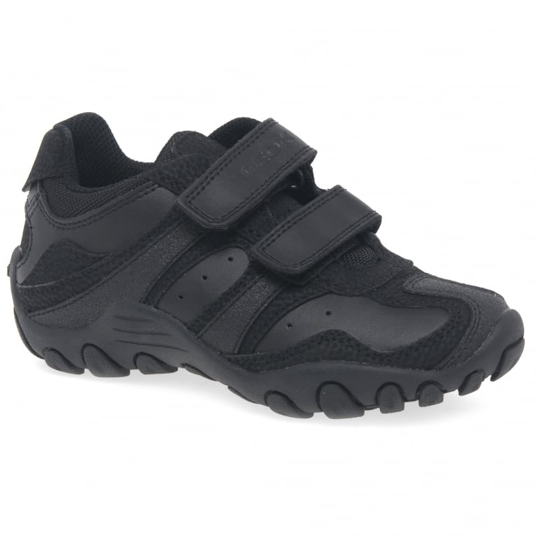 Geox Crush Boys School Shoes