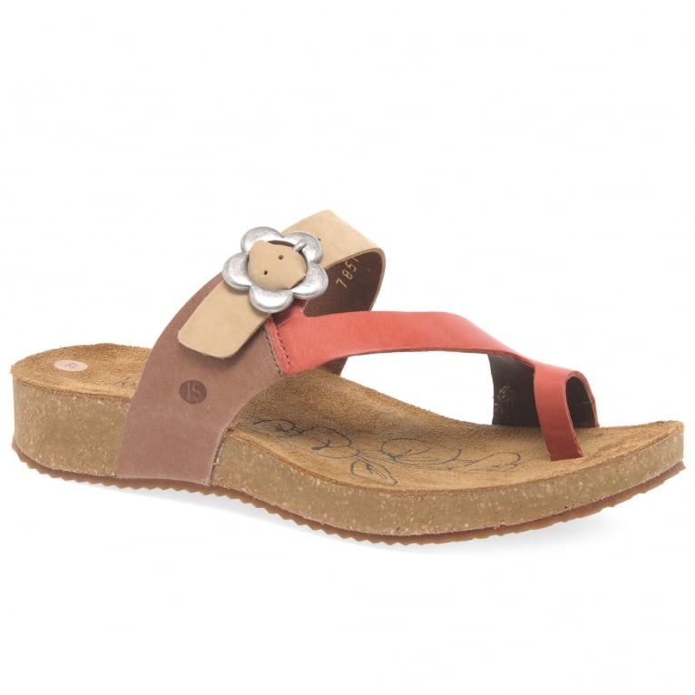 Josef Seibel Tonga 23 Womens Toe Post Sandals