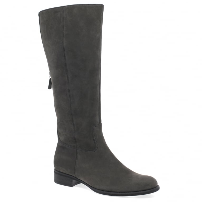 Gabor Palmer Womens Long Zip Boots