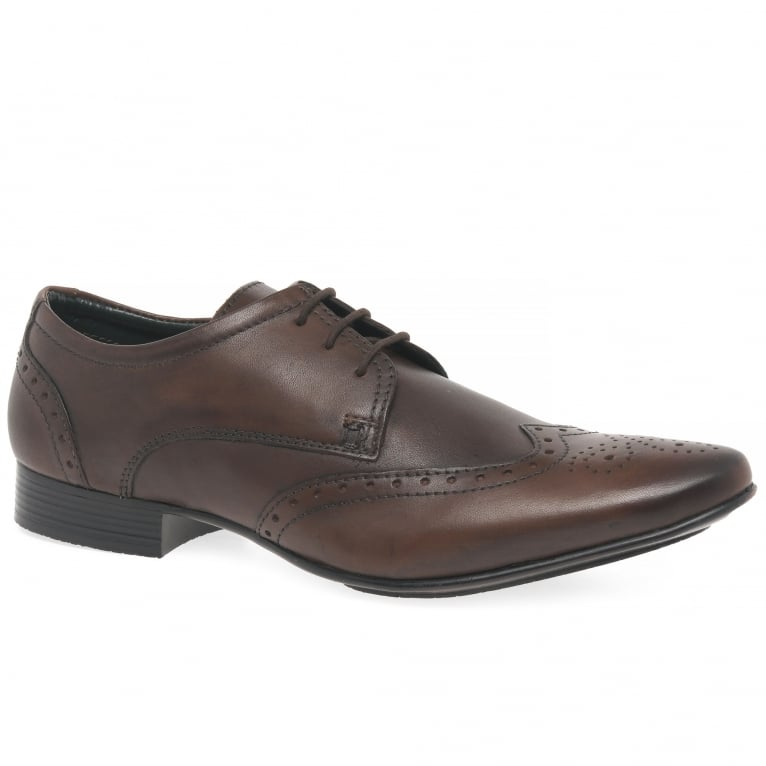 Silver Street Fleet Mens Formal Lace Up Shoes