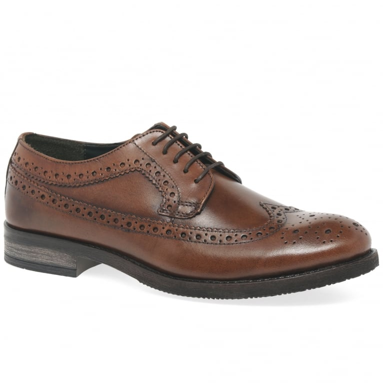 Silver Street Downing Mens Formal Brogues