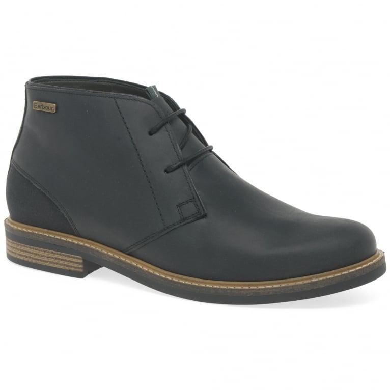 Barbour Readhead Mens Leather Chukka Boots
