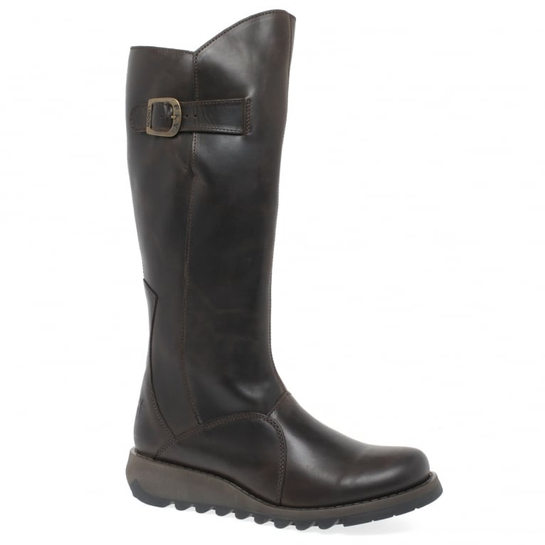 Fly London Mol 2 Womens Long Boots