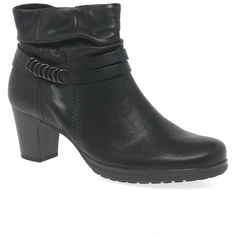Gabor Pollyanna Womens Casual Ankle Boots
