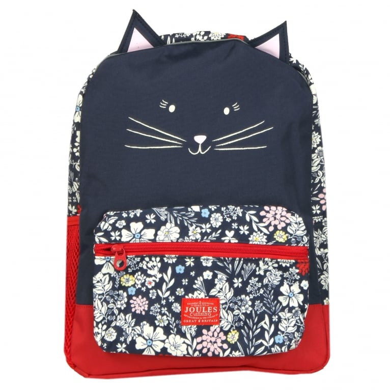 Joules Patchback Kids Backpack