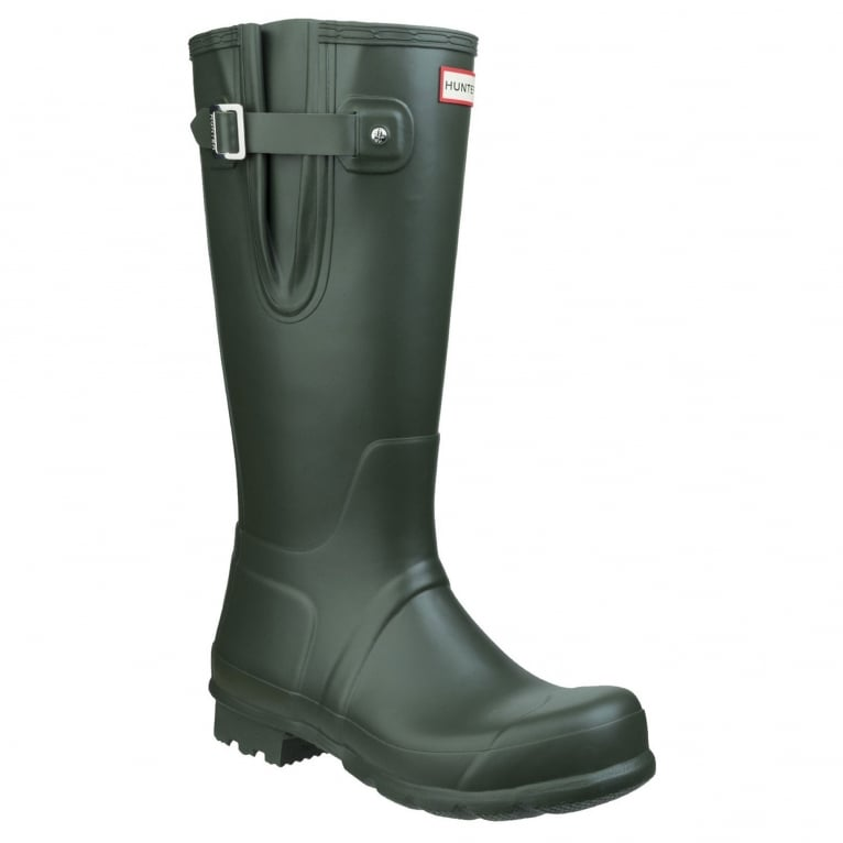 Hunter Men's Original Side Adjustable Wellingtons