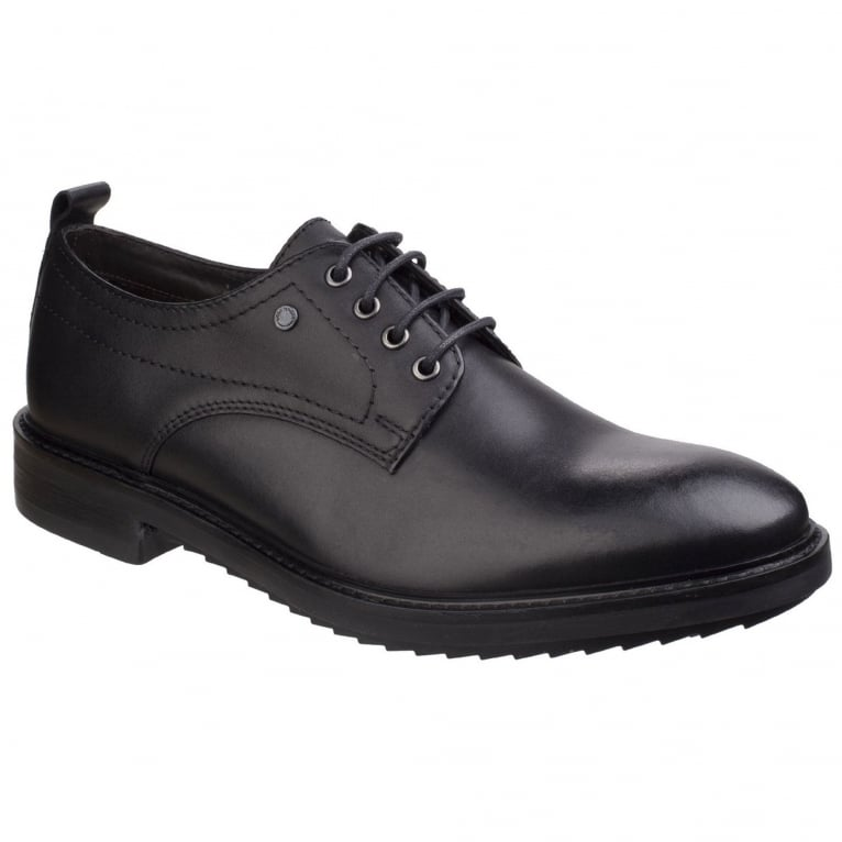 Base London Elba Waxy Mens Lace Up Shoes