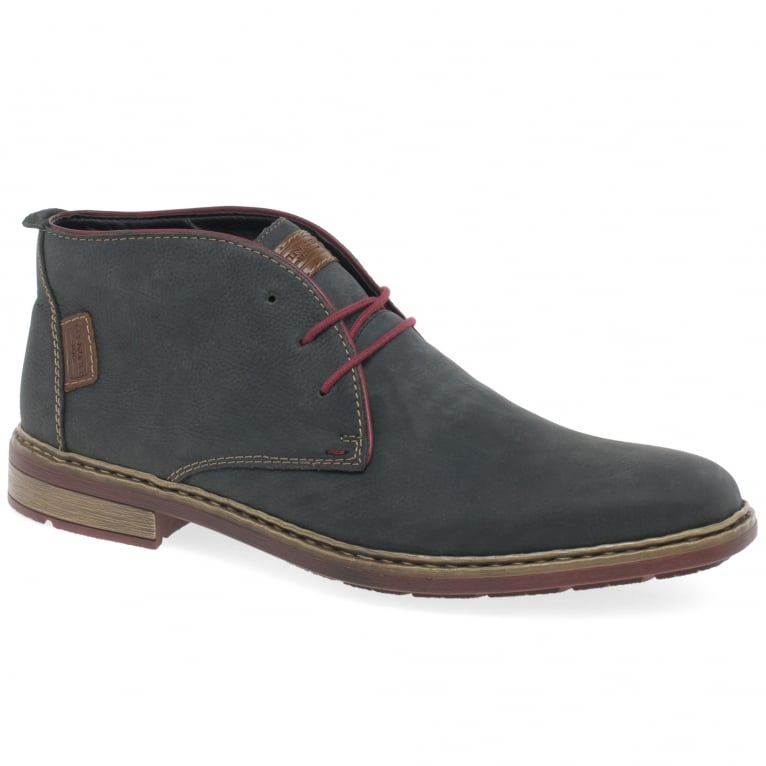 Rieker Brian Mens Casual Chukka Ankle Boots