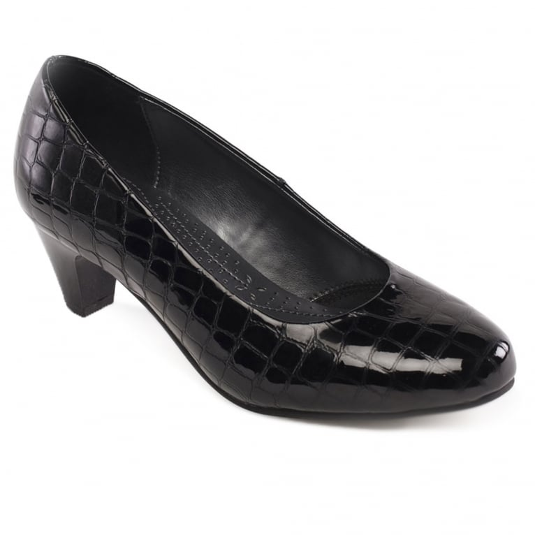 Padders Jane Womens Court Shoes