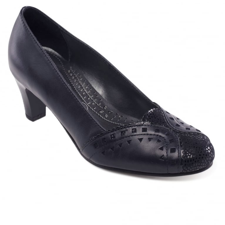 Padders Janet Womens Court Shoes
