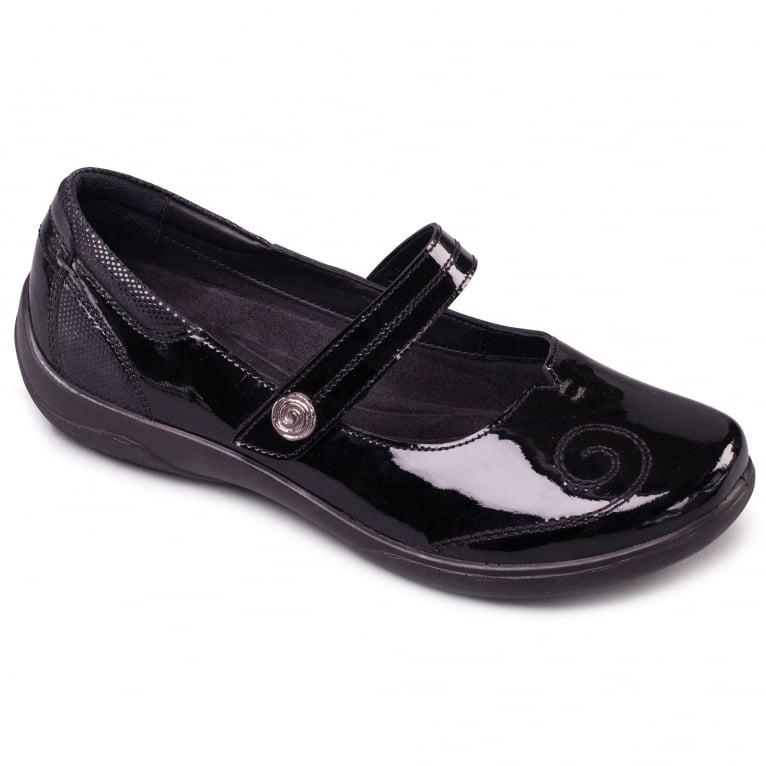 Padders Lyric Womens Mary Jane Style Shoes