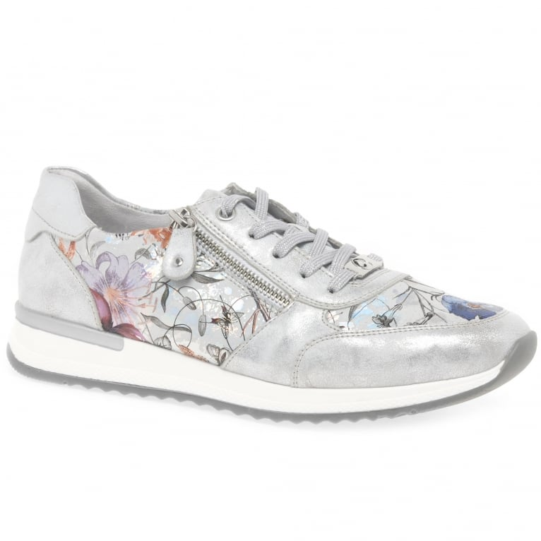 Remonte Floral Womens Casual Sports Trainers