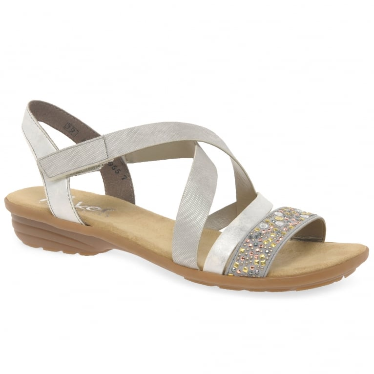 Rieker Copper Womens Casual Sandals