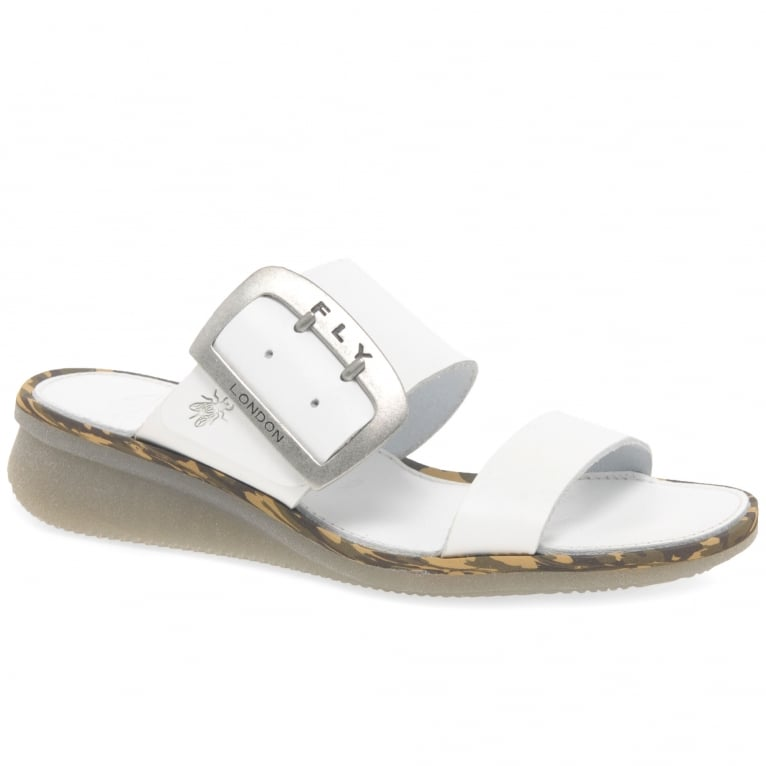 Fly London Cape Womens Buckle Sandals