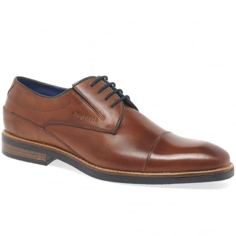 Bugatti Ibis Mens Formal Lace Up Derby Shoes