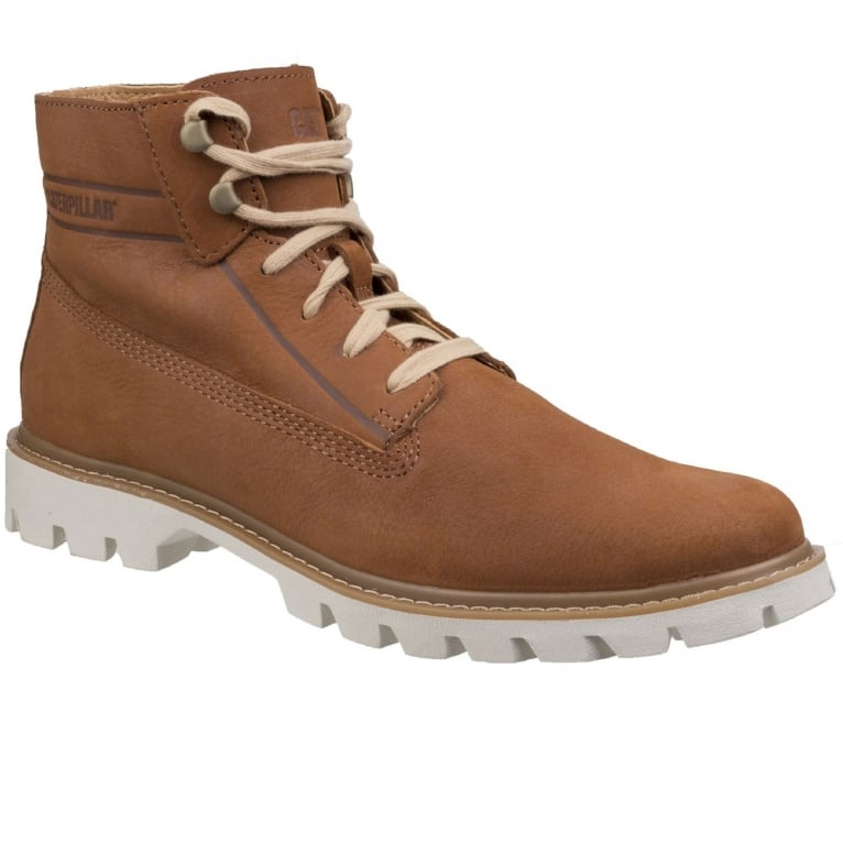 CAT Basis Mens Lace-Up Boots