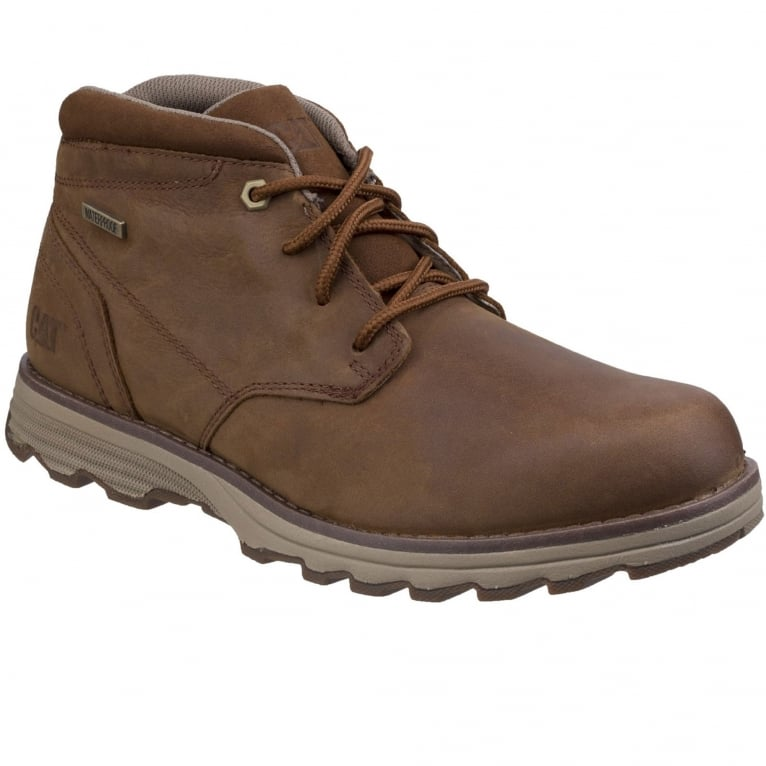 CAT Elude Waterproof Mens Lace-Up Boot