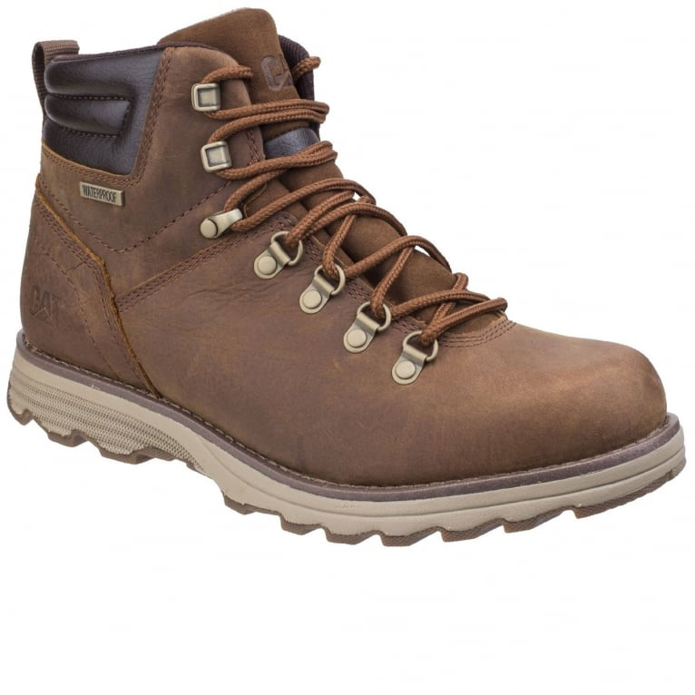 CAT Sire Waterproof Mens Lace-Up Boots