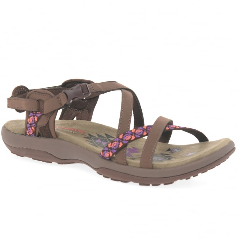 Skechers Reggae Slim Vacay Womens Sandals