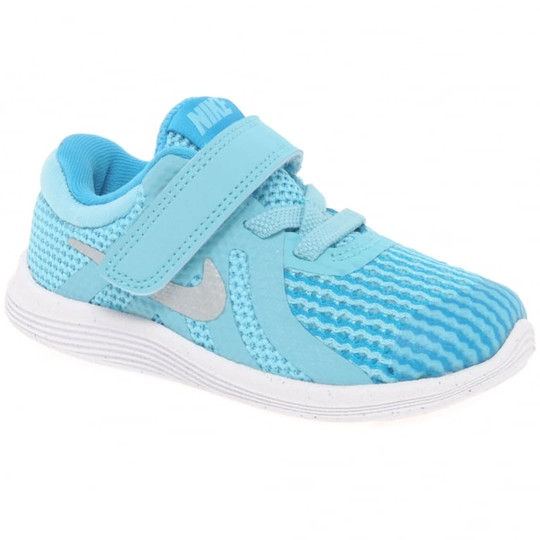 Nike Revolution Girls Toddler Sports Trainers