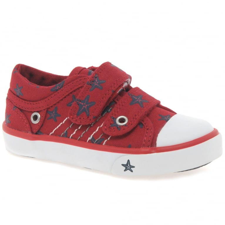 Startrite Zip Kids Infant Canvas Shoes