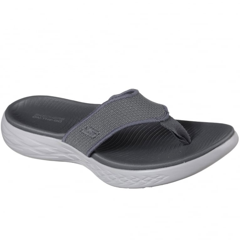 Skechers On The Go 600 Mens Flip-Flop