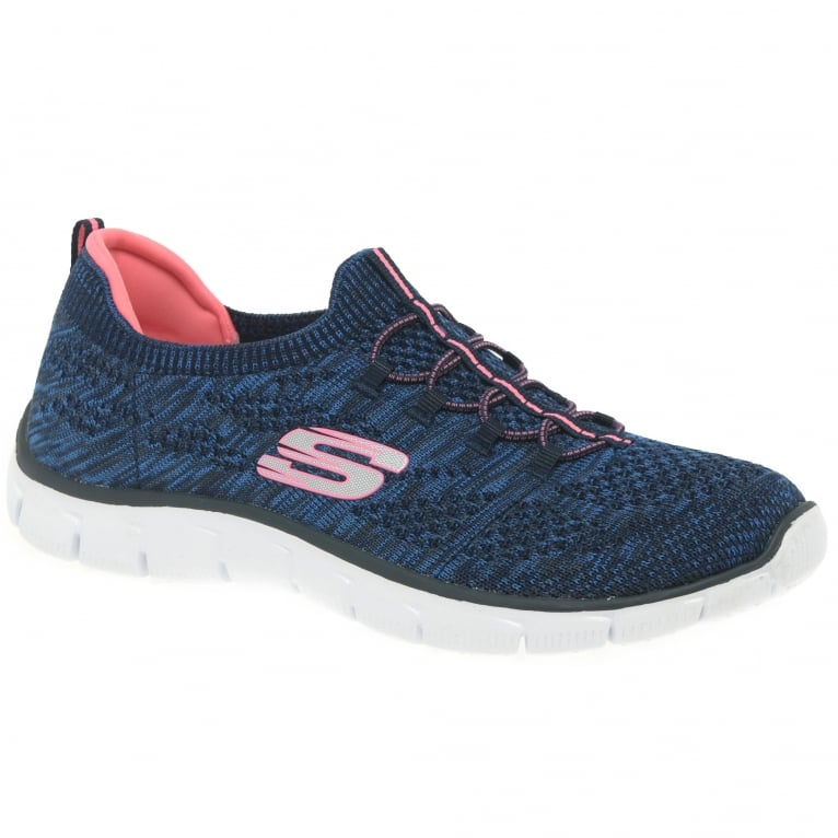 Skechers Empire Sharp Thinking Womens Sports Trainers