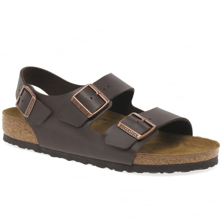 Birkenstock Milano Mens Casual Buckle Sandals