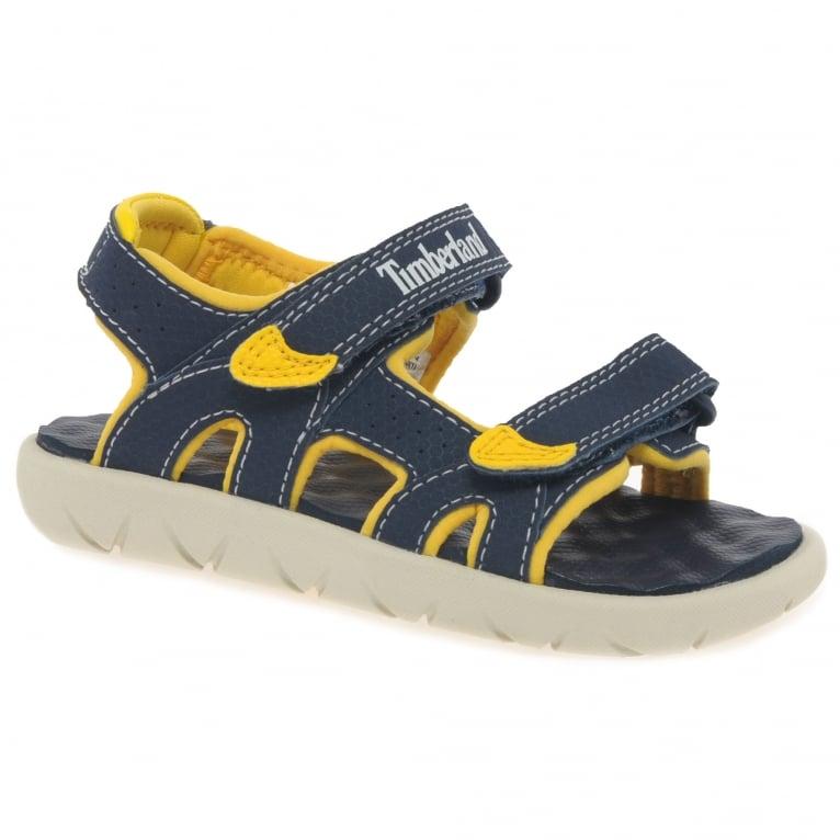 Timberland Perkins Row Boys Toddler Rip Tape Sandals