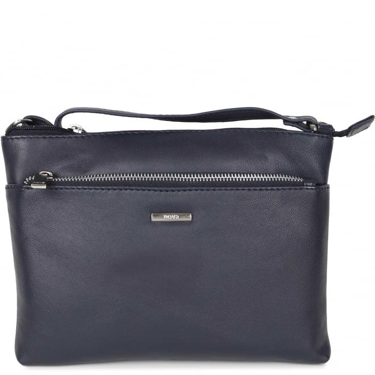Nova Leathers Grace Womens Classic Shoulder Bag