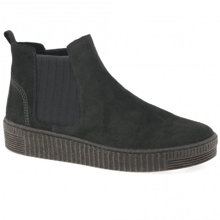 Gabor Lourdes Womens Chelsea Boots