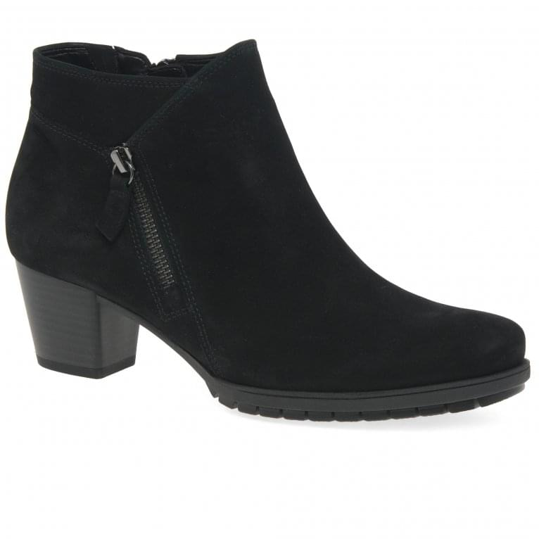 Gabor Olivetti Womens Zip Fastening Ankle Boots
