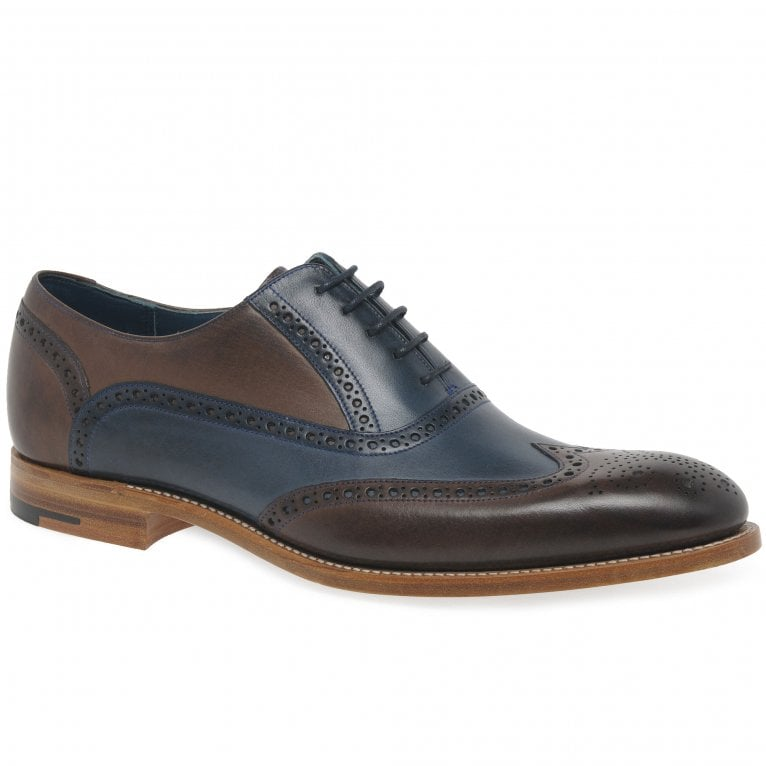 Barker Valiant Mens Formal Brogues