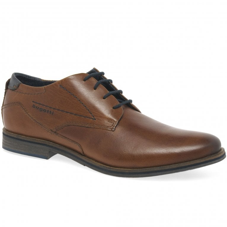 Bugatti Hamburg Mens Casual Lace Up Derby Shoes