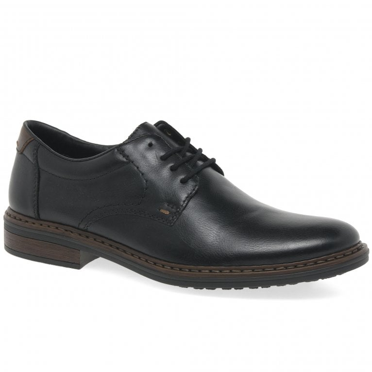 Rieker Ealing Mens Formal Derby Lace Up Shoes