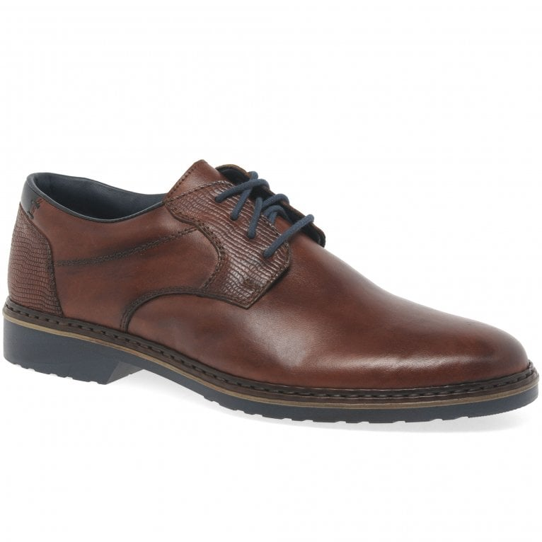 Rieker Picadilly Mens Lace Up Leather Derby Shoes