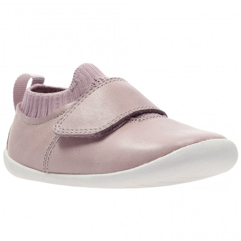Clarks Roamer Seek Girls Prewalkers
