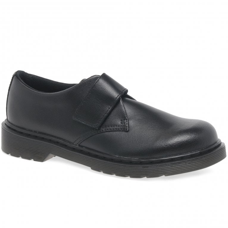 Dr. Martens Kamron Childrens Junior School Shoes