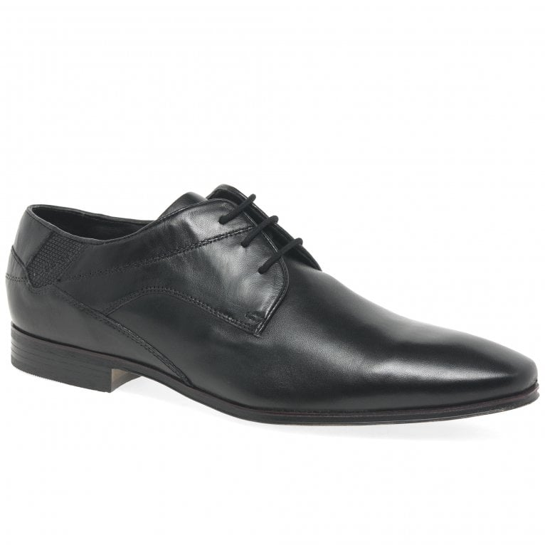 Bugatti Morino Mens Formal Lace Up Leather Derby Shoes