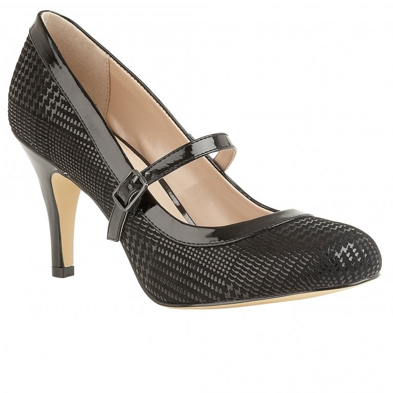 Lotus Avell Womens Mary Jane Court Shoe