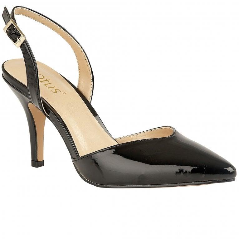 Lotus Yantic Womens Slingback Court Shoe