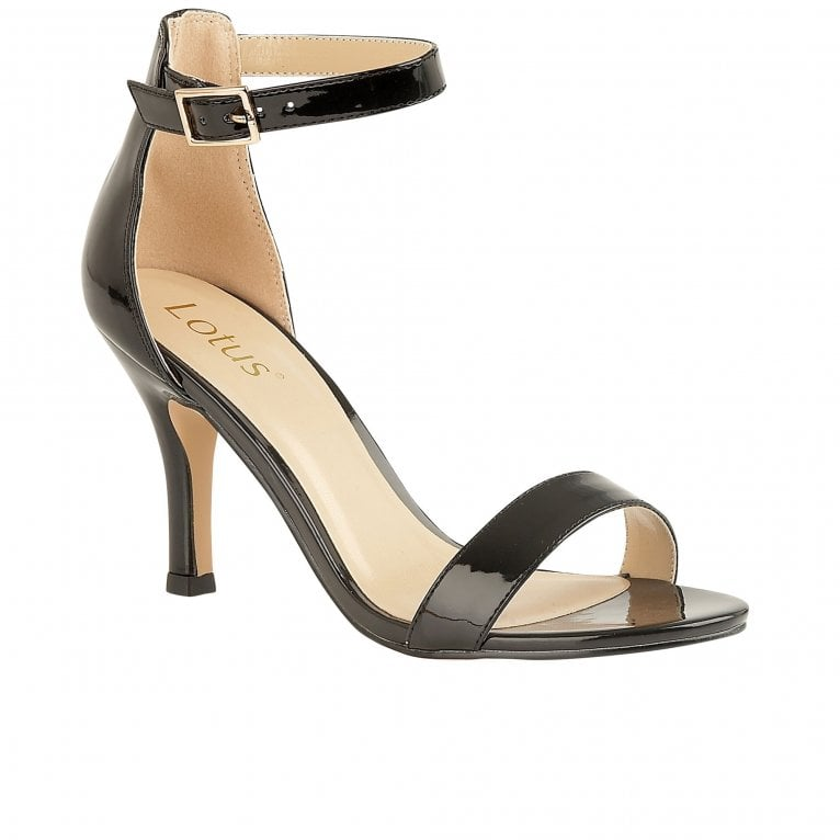 Lotus Aveley Womens Ankle-Strap Sandals