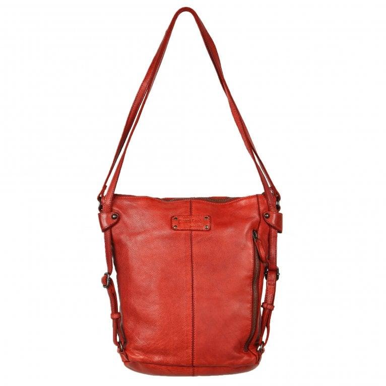 Gianni Conti Velletri Womens Hobo Bag