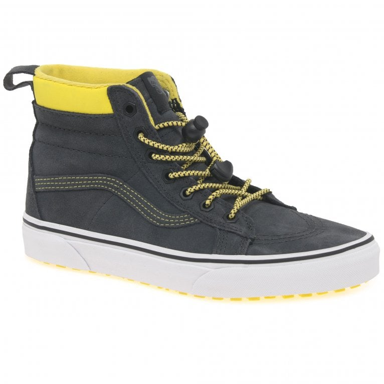 Vans SK8 Hi Kids Youth MTE All Weather Suede Trainer Boots